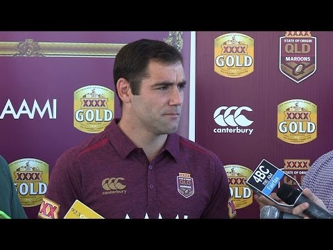 Smith Impressed With Maroons Squad