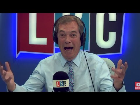 The Nigel Farage Show: Who do you think is driving Brexit? Live LBC - 18th September 2017