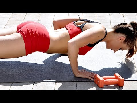 Full Body Workout with Weights - Full Body Dumbbell Workout - Dumbbell Exercises