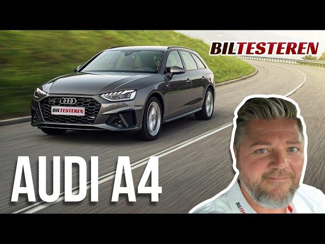 Motorvejscruiser nummer 1: Audi A4 Avant (test)