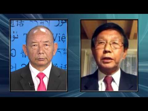 Discussion with Sonam Phuntsok Monkha on refugee crisis in the World