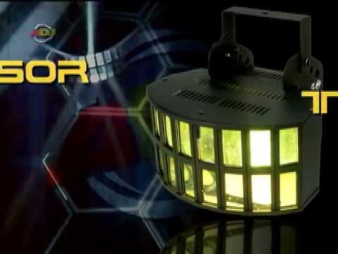 American DJ Aggressor Tri LED