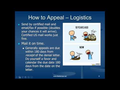 How to Write an Appeal Letter Like an Attorney
