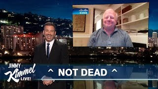 Jimmy Kimmel on Emmys In Memoriam Mistake