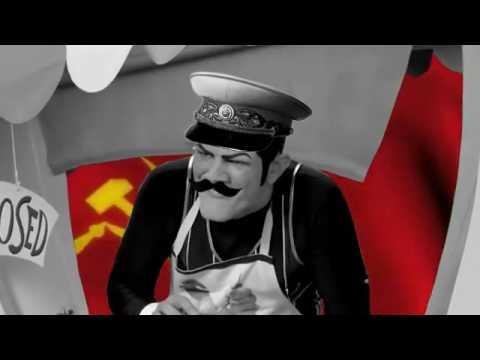 Robbie Rotten is Communist