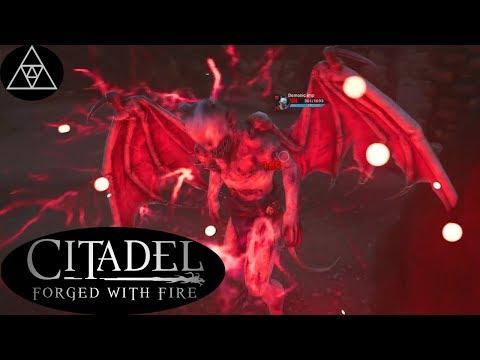 """Neues """"Bastion"""" Schwert & Amulett! Wir erkunden den Inverted Tower! ►Citadel Forged with Fire #7"""