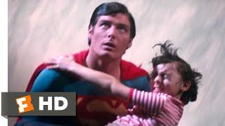 Superman II (1980) - Niagara Falls Hero Scene (3/10) | Movieclips