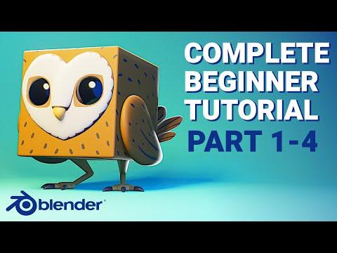 blender-beginner-tutorial-1/4-|-blocking