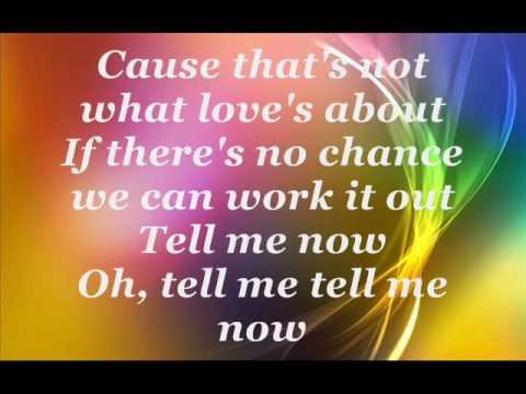 Martina McBride-Where would you be Lyrics.wmv