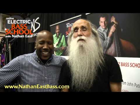 Nathan East at Bass Player Live with Lee Sklar