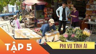 Phim Xin Chào Hạnh Phúc – Phi vụ tình ái tập 5 | Vietcomfilm