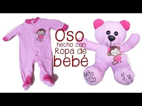 OSO CON ROPA DE BEBÉ -PARTE 1/4- MANOS *MEMORY BEAR*