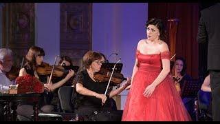 Дебютный сольный концерт Наны Черкезия