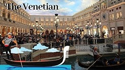 The Venetian Hotel Las Vegas | Hotel Walkthrough Tour 2019