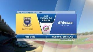 FNB Varsity Cup | UWC vs UFS-Shimlas