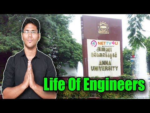 Engineering And Facts | Dream | Passion | Engineering Dropout | Arrear |  College Students | Nettv4u