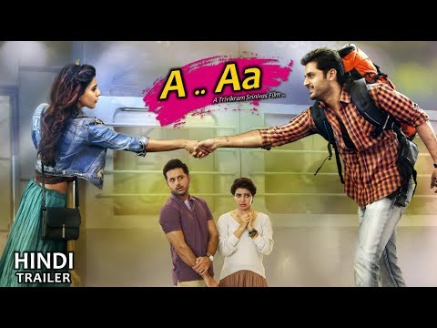 A..Aa (2018) Hindi Dubbed Trailer  |...