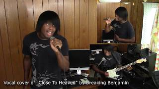 "BEAUTIFUL HARMONIES | ""Close To Heaven"" by Breaking Benjamin [Vocal Cover]"