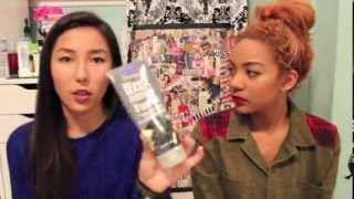 Our Skincare Routines || 2014 Thumbnail