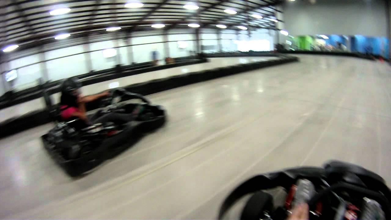 Louisville indoor karting