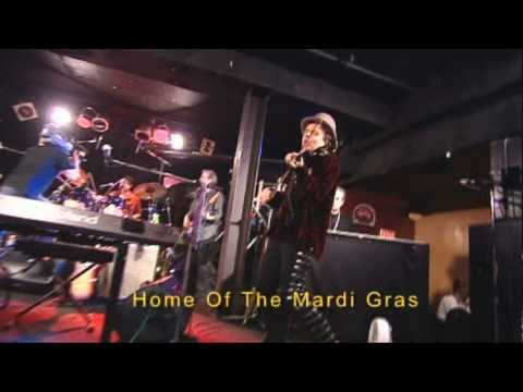 Home Of The Mardi Gras - Gary Comeau & The Voodoo Allstars