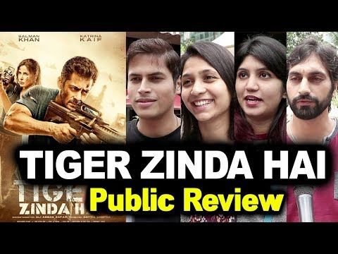 Tiger Zinda Hai Public Review | Salman...