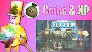 OBTENGA CONSEJOS FAST GOLD/COINS & XP EN ROBLOX SQUADRON