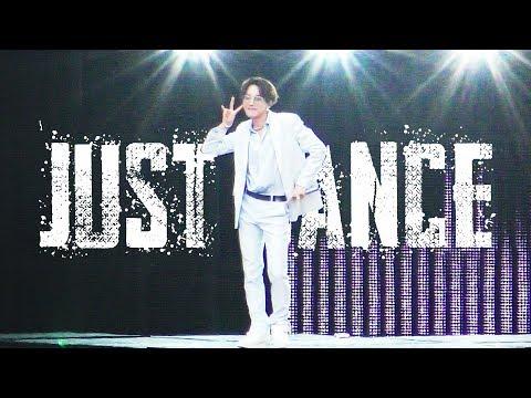 190706 Speak Yourself World Tour Just Dance | 제이홉 직켐 J-Hope Focus