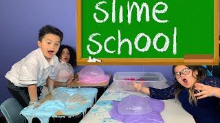 Slime School DETENTION