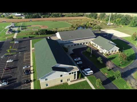 Living Word Lutheran High School Campus Flyover