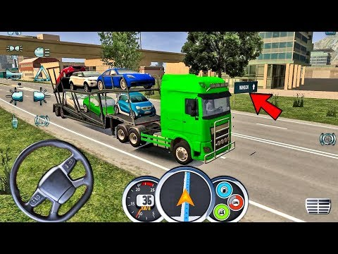 Euro Truck Driver 2018 #27 - New Truck Game Android gameplay