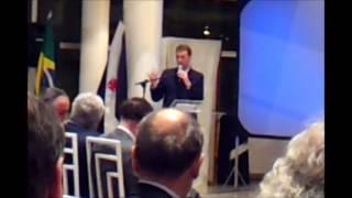 Baixar Trechos do discurso do conselheiro João Marcos Amorim