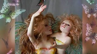 в.2   Mother & Baby Fairy - Art of Nicole West HD