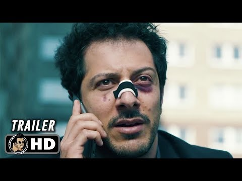 DOGS OF BERLIN Official Trailer (HD) Crime Drama Series