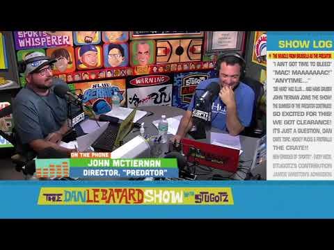 John McTiernan Interview Part 1 - Jun 29, 2018