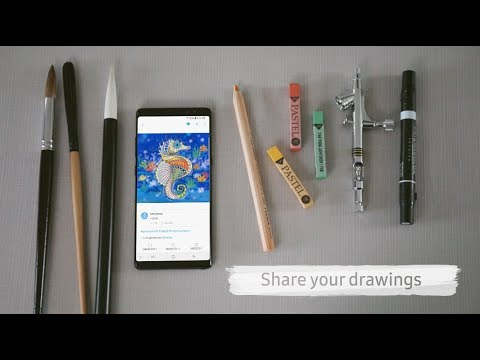 PEN.UP - Share your drawings