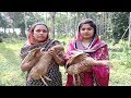 Village Style Spicy Duck Curry Prepared | How to cook duck curry So Yummy | Delicious duck curry