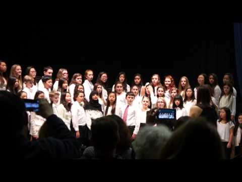 Northvale - Concert Chorus 2014 - Holiday Concert - Song 1