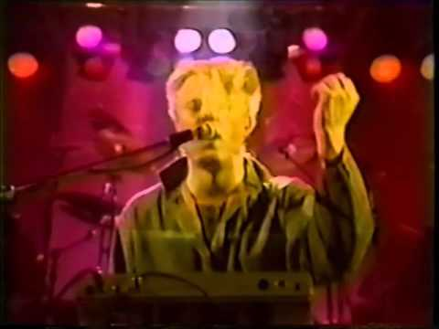 A Flock Of Seagulls  The Fall-Brixton (Live) - 1983