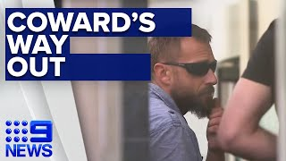 COWARD'S WAY OUT