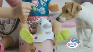 Smyths Toys - BABY Born Smart Potty