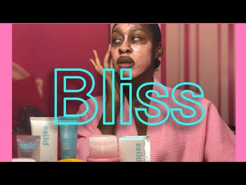 Bliss 10 Day Skincare Review | You Won't Believe The Results 😱