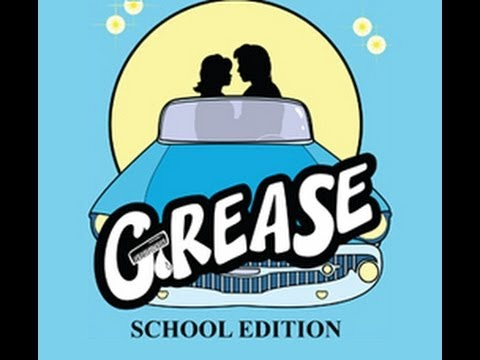 Image result for grease musical school version