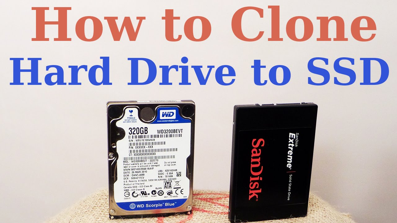 How to Clone (Copy) a Hard Drive in Windows XP
