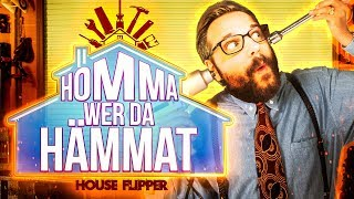 HOUSE FLIPPER 🏠 001: HÖMMA wer da HÄMMAT!