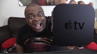  Apple TV Unboxing | Setup | Game Demo! - Lamarr Wilson