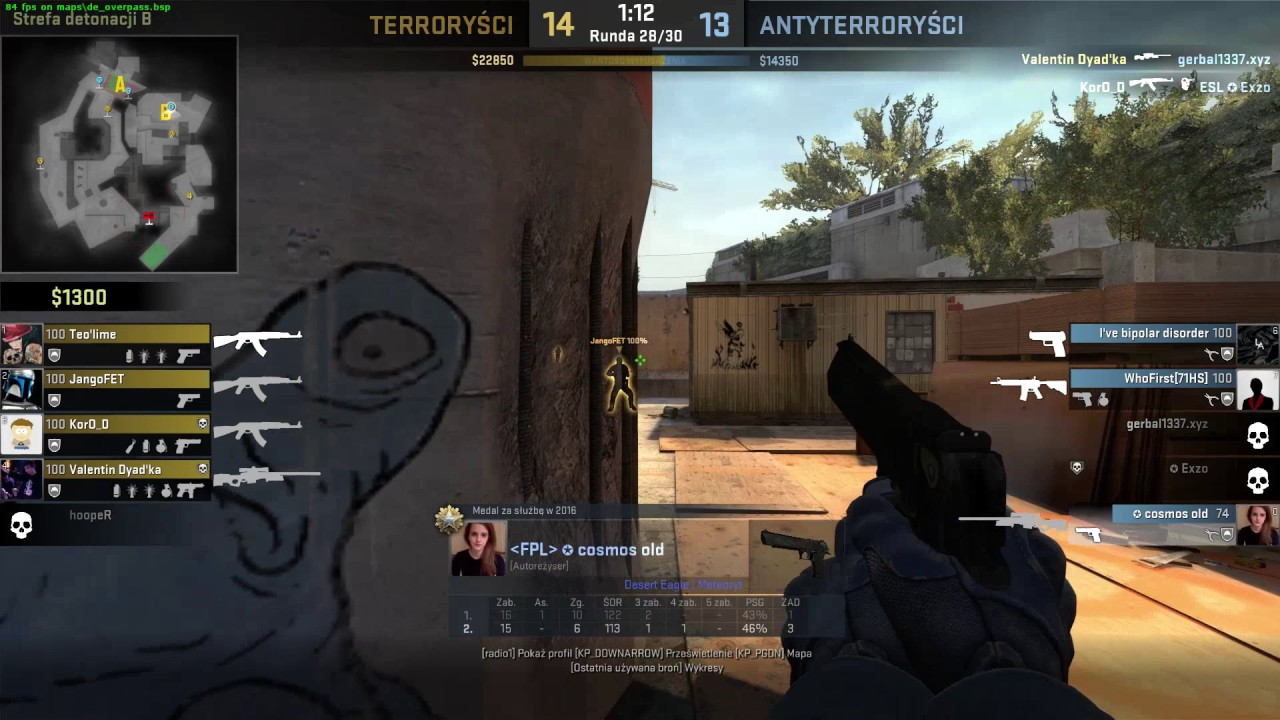 Demo matchmaking cs go