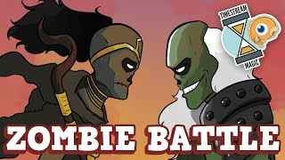 Timestream Magic: Zombie Battle (Onslaught Zombies vs. Amonkhet Zombies)