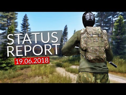 ◤ ROAD TO BETA! Status Report 19.06.2018 | DAYZ 0.63 | German Gameplay - Ricoo
