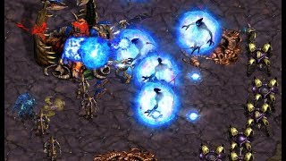EPIC - Savior (Z) v PusaN (P) on Fighting Spirit- StarCraft  - Brood War REMASTERED